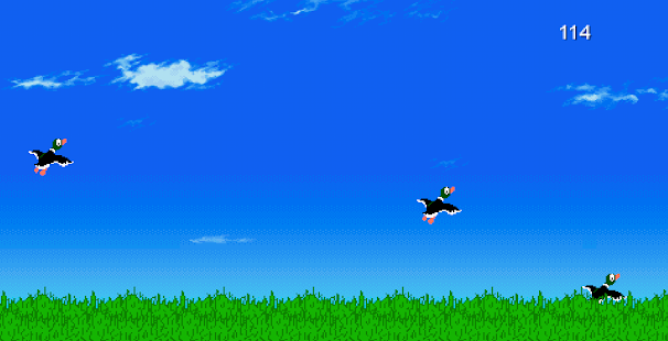 Duck Run - screenshot