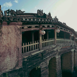 Chùa Cầu Hội An by Pham Trieu - Buildings & Architecture Places of Worship ( kiến trúc chùa cầu, chùa cầu nhật bản, chùa cầu hội an, chùa cầu, chùa )