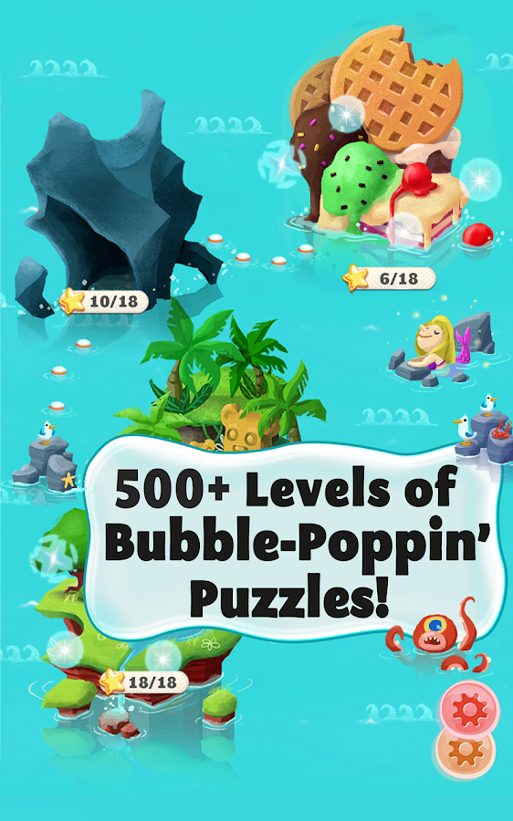 Bubble Mania™ Screenshot 3