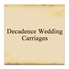 Decadence Wedding Carriages