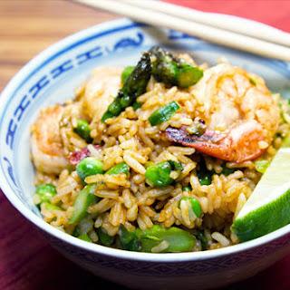 Shrimp Asparagus Rice Recipes