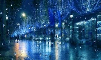 Screenshot of Rain On Screen (free)