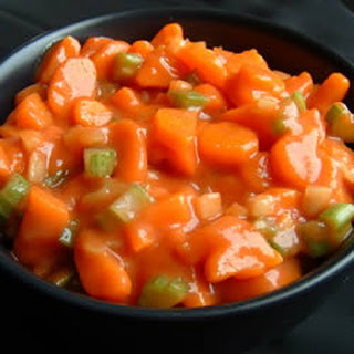 Marinated Carrot Salad