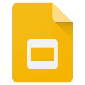 Google Slides Icon