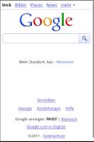 Screenshot of Basic Browser FREE
