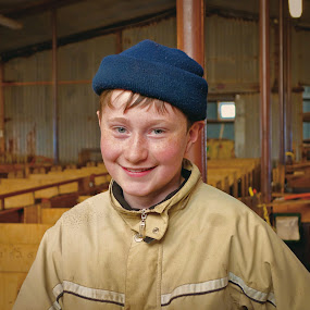 Farmers boy in west Iceland by Kristján Karlsson - Uncategorized All Uncategorized ( , Travel, People, Lifestyle, Culture )