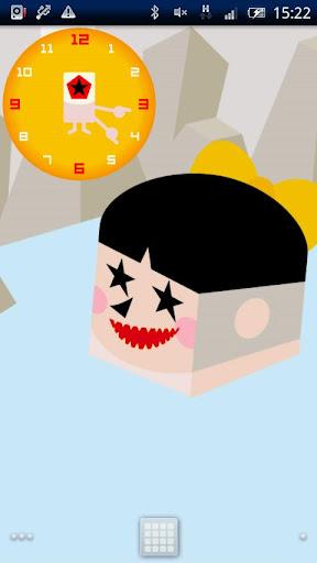 鬼太郎×箱氏時計ウィジェット