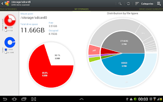 Screenshot of Disk & Storage Analyzer [PRO]