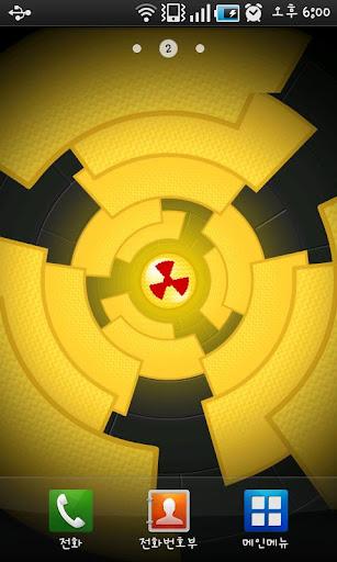 Radioactive Livewallpaper
