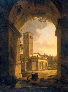 RIJKS: Antonie Sminck Pitloo: painting 1820