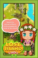 Screenshot of Lost Island HD