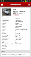 Screenshot of gebrauchtwagen.at