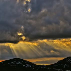 by Slavko Marčac - Landscapes Cloud Formations