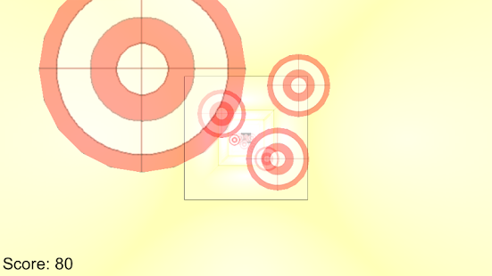 Targets - screenshot