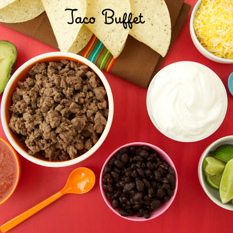 DIY Taco Buffet