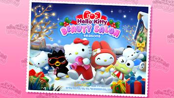 Screenshot of Hello Kitty Seasons!