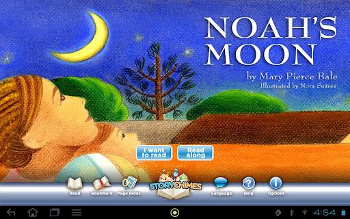 Noah's Moon
