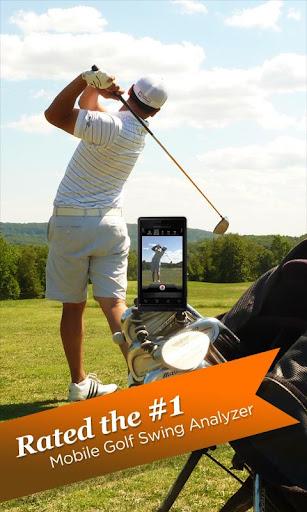 iSwing™ - ゴルフスイングの解析