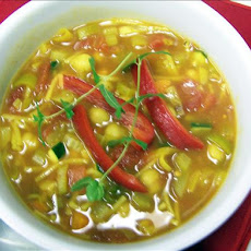 North African Vegetable Soup