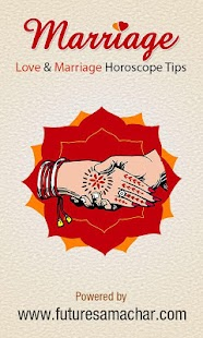 Love & Marriage Horoscope Tips - screenshot