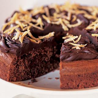Dark Chocolate Orange Cake Recipes