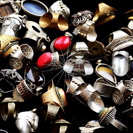 Rings by Prasanta Das - Artistic Objects Clothing & Accessories ( artistic, rings, sale )