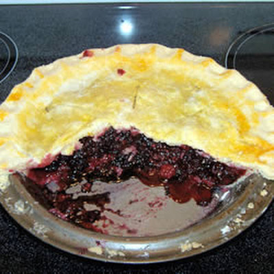 Blackberry Pie IV