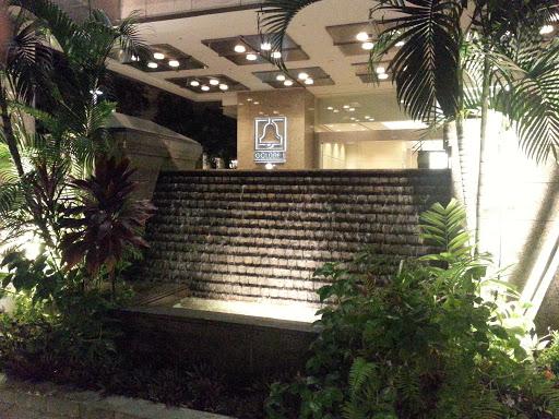Fountain @ Goldbell Towers