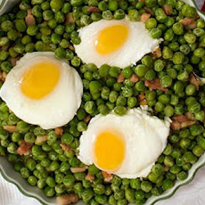 Portuguese Peas with Eggs Recipe