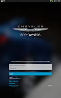 Screenshot of Chrysler For Owners