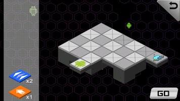 Screenshot of RoboMaze