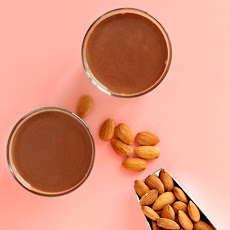 Super Thick DIY Chocolate Almond Milk