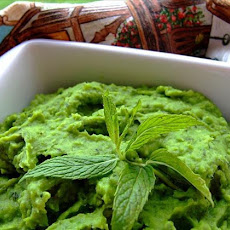 Auntie Fanny's Pea and Mint Mash