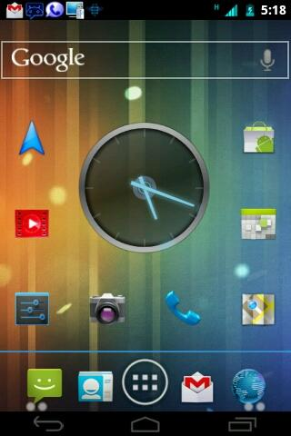 ICS 3D Mint CM7 Theme