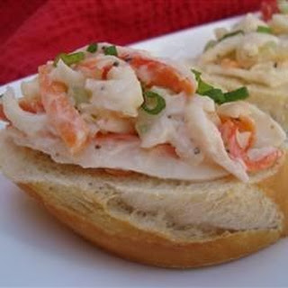 Crabmeat Salad Dressing Recipes