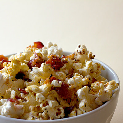 Maple-Bacon Kettle Popcorn