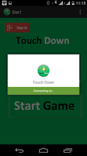 Touch Down - screenshot