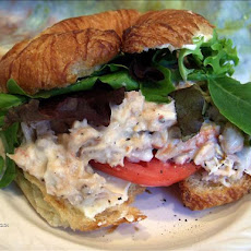 Simple Crab Salad for Sandwiches