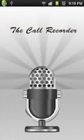 Screenshot of The Call Recorder