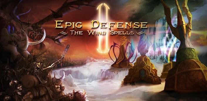 00. Epic Defense - The Wind Spells - хотя войны орков и людей тема уже дост