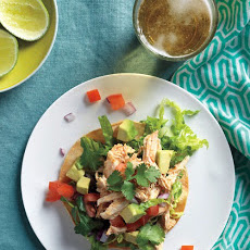 Chicken Tostada Salad