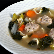 Italian Honeymoon Soup