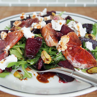 Beetroot And Blood Orange Salad