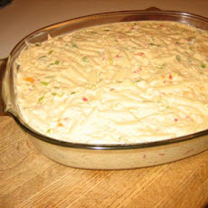 Tuna elbows casserole
