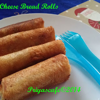 Bread Cheese Rolls