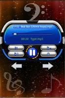 Screenshot of 3D Jazz ringtones