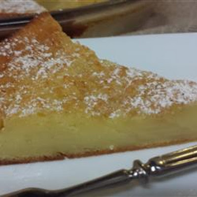 Impossible Buttermilk Pie