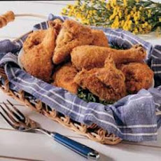 Crispy Baked Chicken