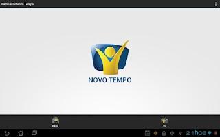Screenshot of Rádio & Tv NT
