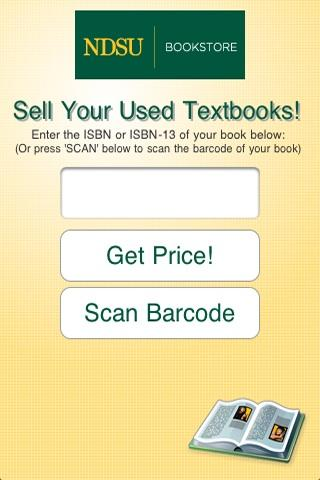Sell Books NDSU